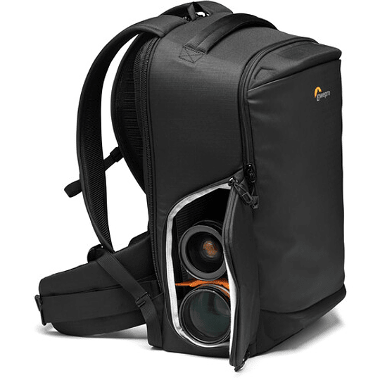 Lowepro Flipside 400 AW III Camera Backpack (Black) / LP37352 - Image 6