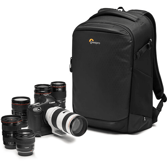 Lowepro Flipside 400 AW III Camera Backpack (Black) / LP37352 - Image 8