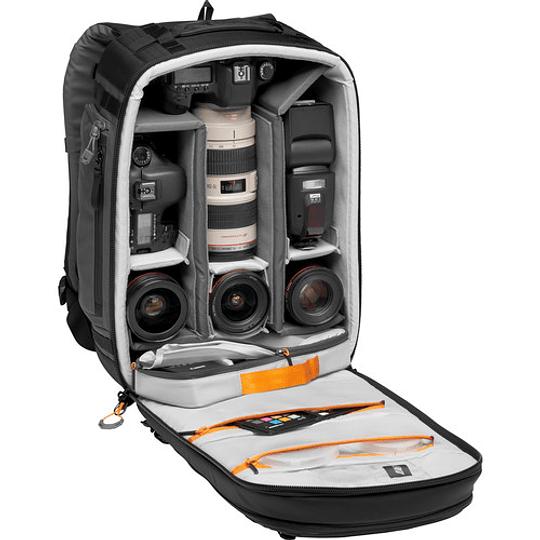 Lowepro Pro Trekker BP 350 AW II Backpack (Black) / LP37268 - Image 4