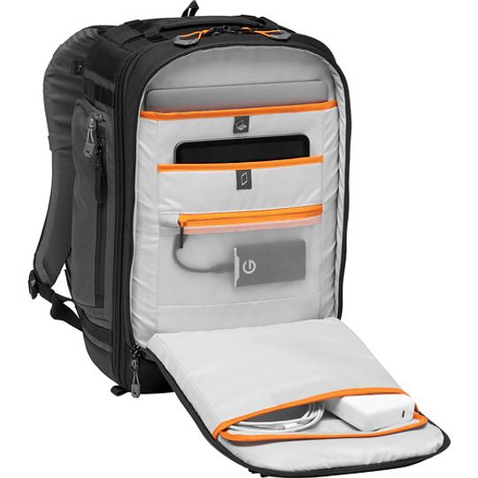 Lowepro Pro Trekker BP 350 AW II Backpack (Black) / LP37268 - Image 5
