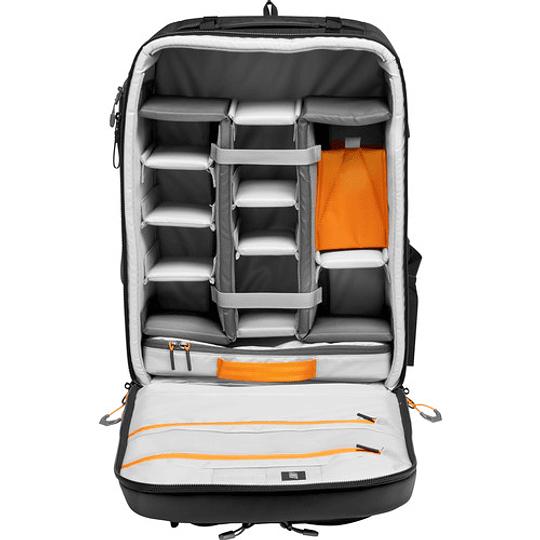 Lowepro Pro Trekker BP 450 AW II Backpack (Black) / LP37269 - Image 4