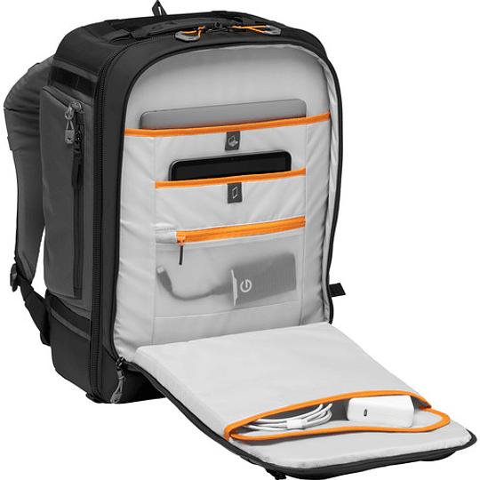 Lowepro Pro Trekker BP 450 AW II Backpack (Black) / LP37269 - Image 5