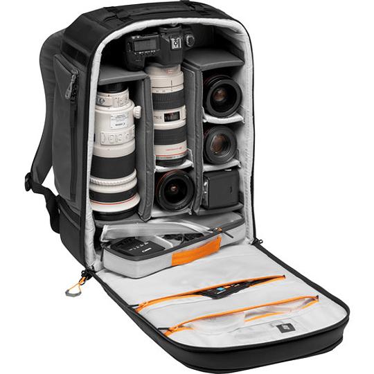 Lowepro Pro Trekker BP 450 AW II Backpack (Black) / LP37269 - Image 6
