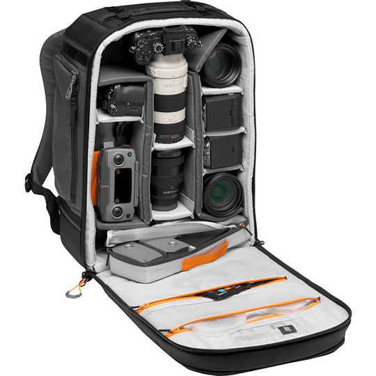 Lowepro Pro Trekker BP 450 AW II Backpack (Black) / LP37269 - Image 7