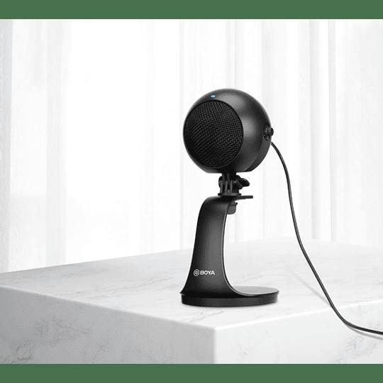 Boya BY-PM300 Micrófono De Podcast Alta Calidad Usb Y USB-C - Image 5