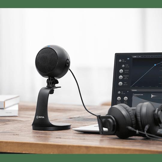 Boya BY-PM300 Micrófono De Podcast Alta Calidad Usb Y USB-C - Image 7