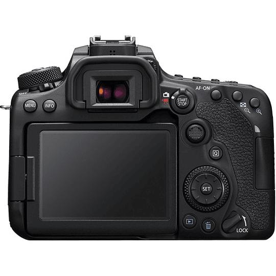 Canon EOS 90D DSLR Kit Con Lente EF-S 18-135mm f/3.5-5.6 IS USM / 3616C016AA - Image 2