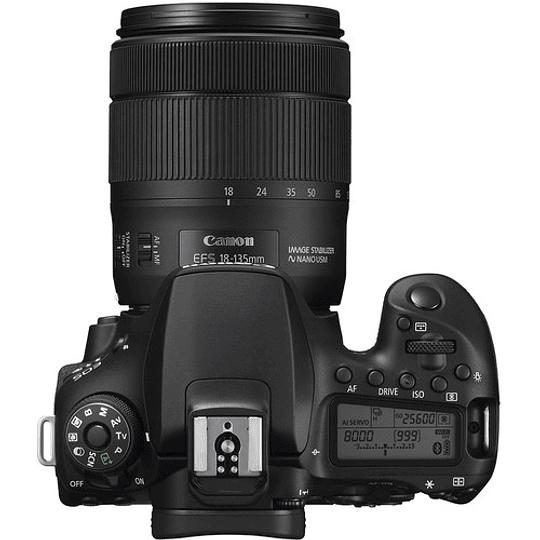 Canon EOS 90D DSLR Kit Con Lente EF-S 18-135mm f/3.5-5.6 IS USM / 3616C016AA - Image 6
