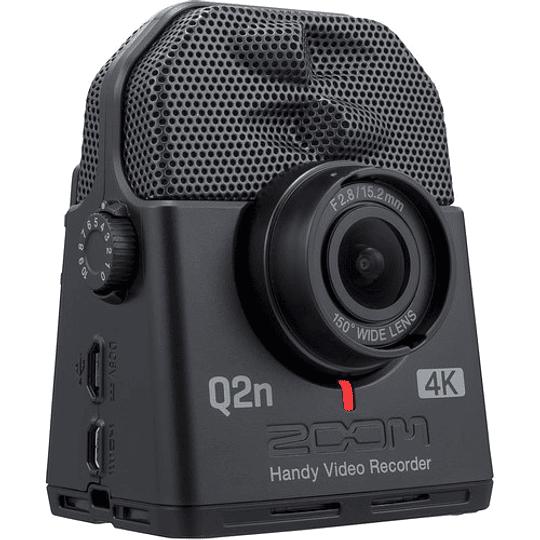 Zoom Q2n-4K Grabadora de Audio Profesional con Cámara de Video 4K - Image 1