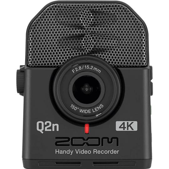 Zoom Q2n-4K Grabadora de Audio Profesional con Cámara de Video 4K - Image 2