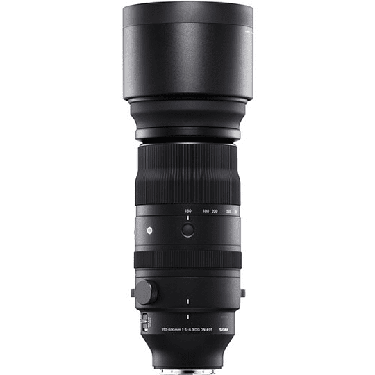 Sigma 150-600mm f/5-6.3 DG DN OS Sports Lente para Sony E - Image 4
