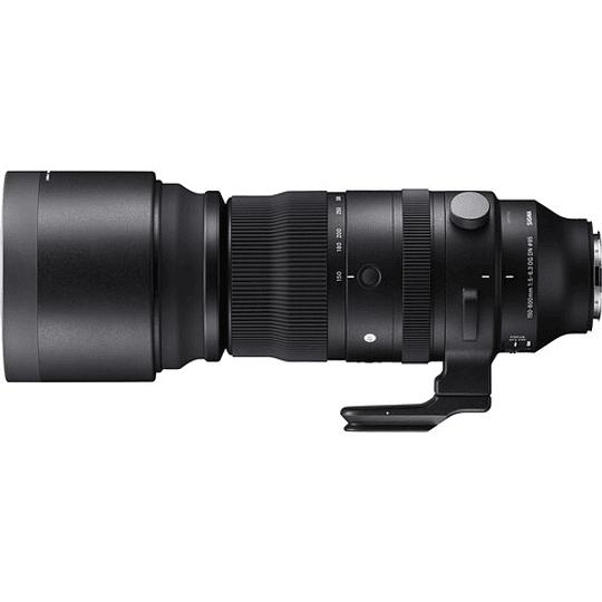 Sigma 150-600mm f/5-6.3 DG DN OS Sports Lente para Sony E - Image 5