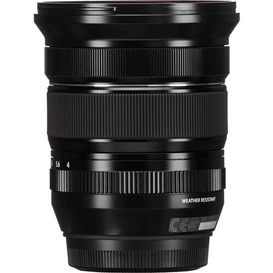 FUJIFILM XF 10-24mm f/4 R OIS WR Lente - Image 3