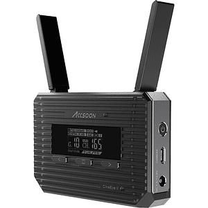 Accsoon CineEye 2 Transmisor de Video Inalámbrico para Hasta 4 Dispositivos Móviles