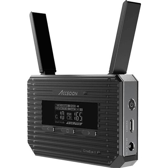 Accsoon CineEye 2 Transmisor de Video Inalámbrico para Hasta 4 Dispositivos Móviles - Image 1