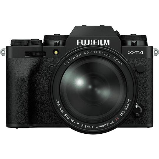 FUJIFILM XF 70-300mm f/4-5.6 R LM OIS WR Lente para Mirrorless - Image 4