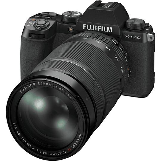 FUJIFILM XF 70-300mm f/4-5.6 R LM OIS WR Lente para Mirrorless - Image 5