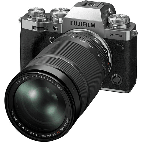 FUJIFILM XF 70-300mm f/4-5.6 R LM OIS WR Lente para Mirrorless - Image 6
