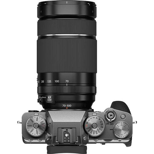 FUJIFILM XF 70-300mm f/4-5.6 R LM OIS WR Lente para Mirrorless - Image 9
