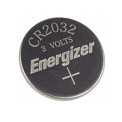 Energizer CR2032 Pila de Plana de Botón Ion Lithium (240mAh)