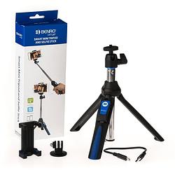 Benro BK10 Mini Trípode y Selfie Stick