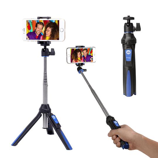 Benro BK10 Mini Trípode y Selfie Stick - Image 2