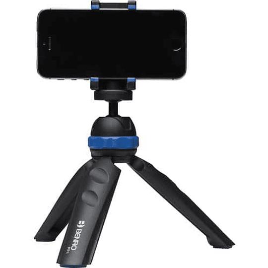 Benro PP1 Mini trípode de bolsillo + Soporte Smartphone - Image 1