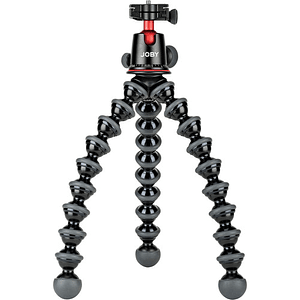 Joby GorillaPod 5K Mini-Trípode Flexible con Cabezal de Bola (Black/Charc) / JB01508