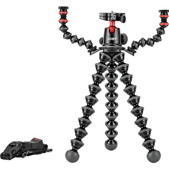 Joby Trípode Flexible GorillaPod Rig (Black/Charc) / JB01522 - Image 1
