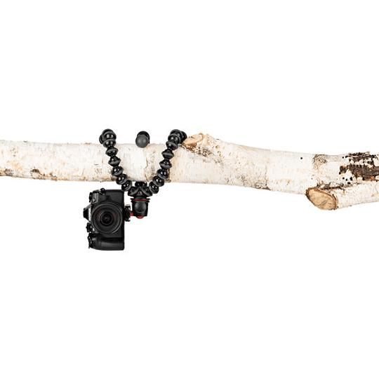 Joby GorillaPod 3K Mini-Trípode Flexible con Cabezal de Bola (Black/Charc) / JB01507 - Image 2