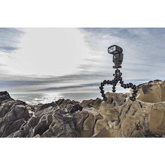 Joby GorillaPod 5K Mini-Trípode Flexible con Cabezal de Bola (Black/Charc) / JB01508 - Image 3