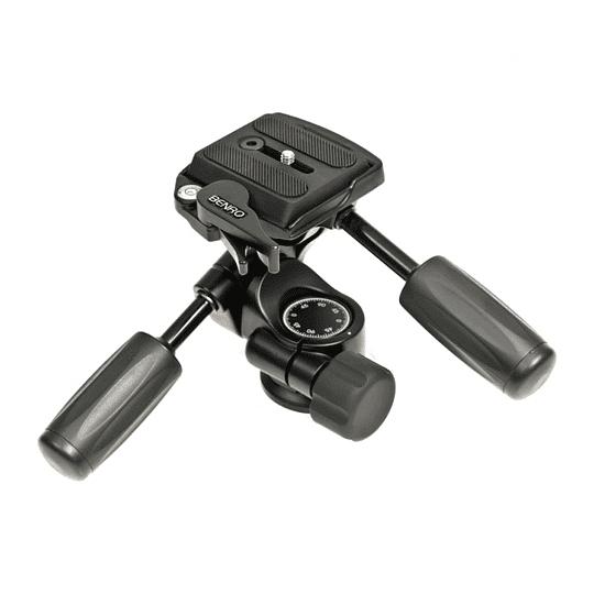 Benro A550FHD2 Trípode de Aluminio con cabezal de 3 vías - Image 2