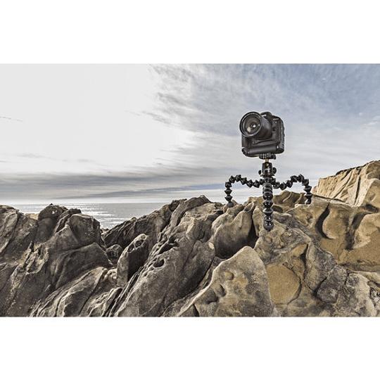 Joby GorillaPod 5K Mini-Trípode Flexible con Cabezal de Bola (Black/Charc) / JB01508 - Image 4