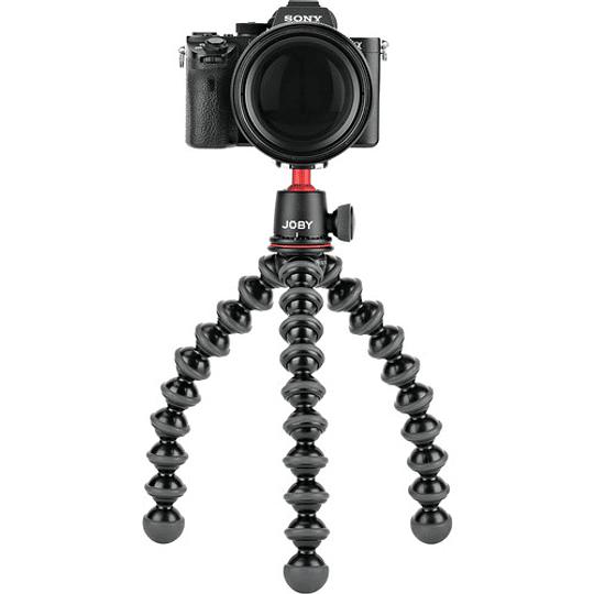 Joby GorillaPod 3K Mini-Trípode Flexible con Cabezal de Bola (Black/Charc) / JB01507 - Image 6
