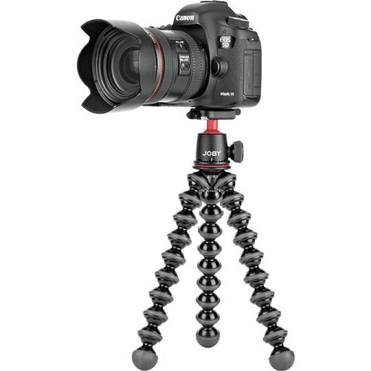 Joby GorillaPod 3K Mini-Trípode Flexible con Cabezal de Bola (Black/Charc) / JB01507 - Image 7
