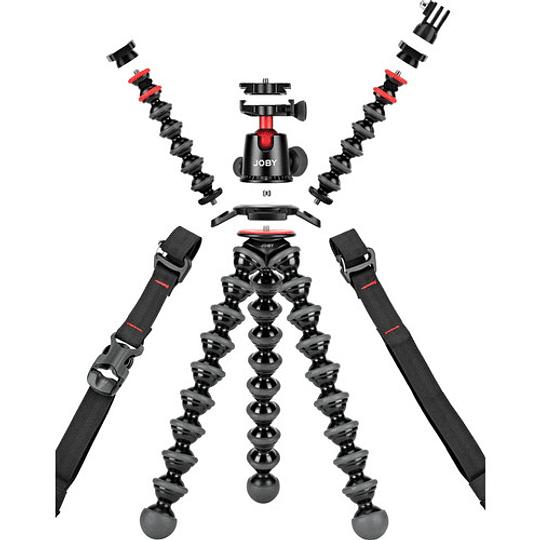 Joby Trípode Flexible GorillaPod Rig (Black/Charc) / JB01522 - Image 6