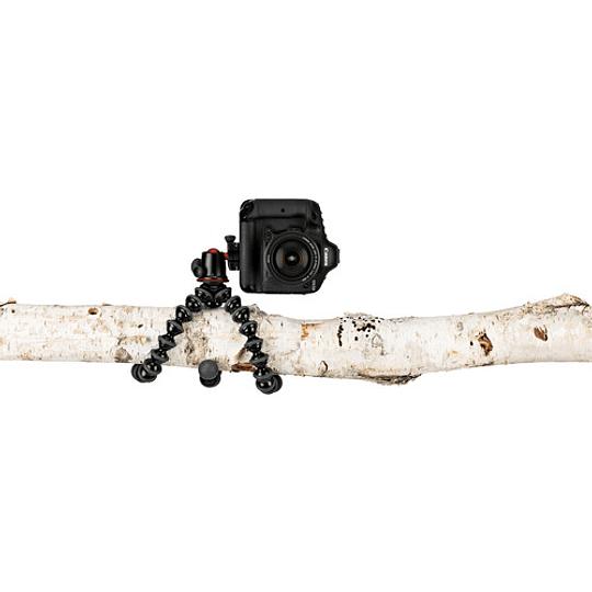Joby GorillaPod 5K Mini-Trípode Flexible con Cabezal de Bola (Black/Charc) / JB01508 - Image 6