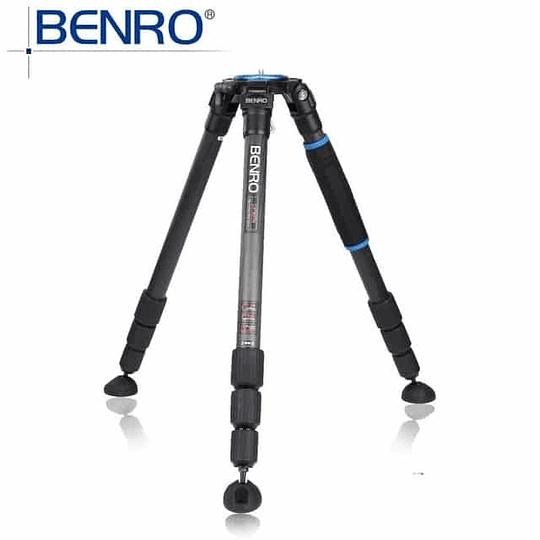 Benro C3780TN Combination Trípode Fibra de Carbono - Image 1