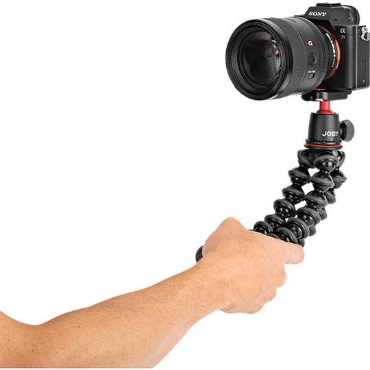 Joby GorillaPod 3K Mini-Trípode Flexible con Cabezal de Bola (Black/Charc) / JB01507 - Image 8