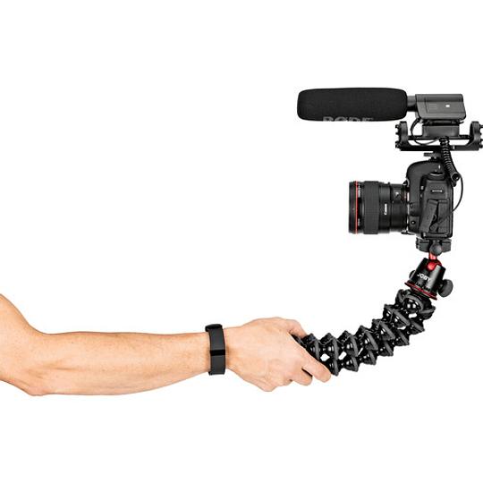 Joby GorillaPod 5K Mini-Trípode Flexible con Cabezal de Bola (Black/Charc) / JB01508 - Image 7