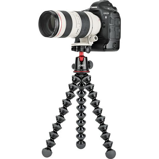 Joby GorillaPod 5K Mini-Trípode Flexible con Cabezal de Bola (Black/Charc) / JB01508 - Image 8