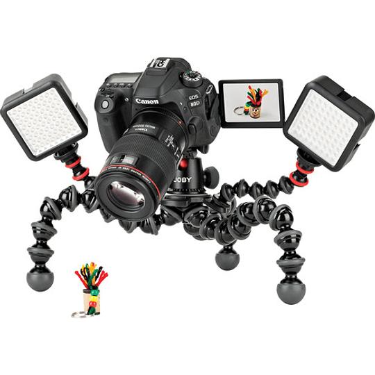 Joby Trípode Flexible GorillaPod Rig (Black/Charc) / JB01522 - Image 9