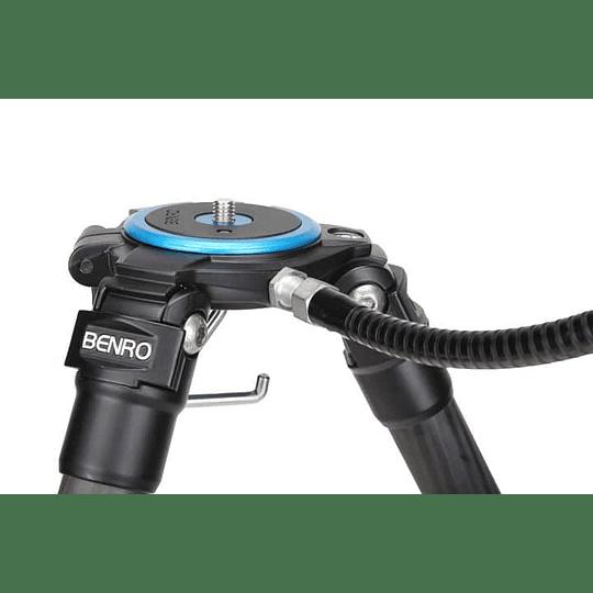 Benro C3780TN Combination Trípode Fibra de Carbono - Image 5