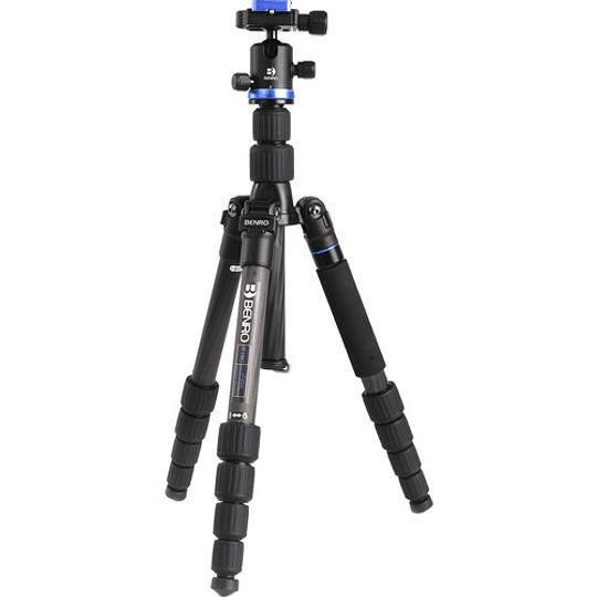 Benro FIF19CIB0 iFoto Series 1 Fibra de Carbono Kit de Viaje - Image 1