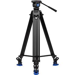 Benro KH26NL Kit Trípode de Aluminio para Video Profesional