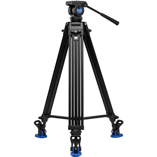 Benro KH26NL Kit Trípode de Aluminio para Video Profesional - Image 1