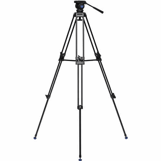 Benro KH25N Kit Trípode de Aluminio para Video - Image 2