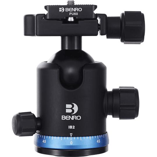Benro FIF28CIB2 iFoto Series 2 Kit Profesional en Fibra de Carbono - Image 9