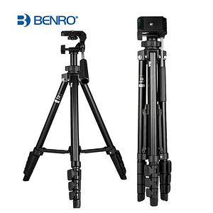 Benro T560 Trípode Básico Universal para Fotografía y Video