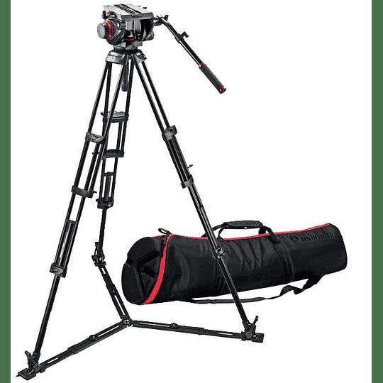 Kit de Vídeo Profesional Manfrotto 545GB + Cabezal MVH509HD + Bolso - Image 1